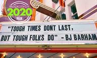 Best of 2020: Oταν οι μαρκίζες των σινεμά προσπάθησαν να μάς δώσουν κουράγιο