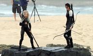 «The Hunger Games: Catching Fire»: Καινούρια Αρένα, καινούριες στολές, νέοι χαρακτήρες