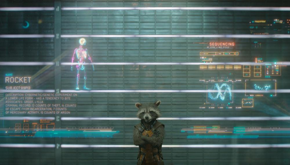 Δεν είναι παρωδία. Είναι το τρέιλερ του «Guardians of the Galaxy» της Marvel.