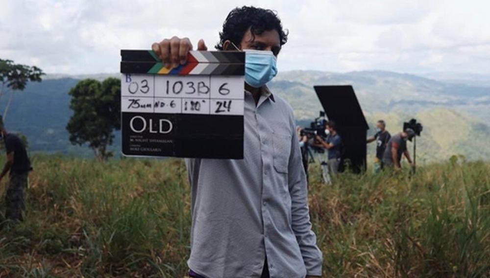 Something «Old», something new... Η νέα ταινία του Μ. Νάιτ Σιάμαλαν έχει τίτλο, αφίσα και κάποιες πρώτες πληροφορίες