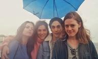 60ό Φεστιβάλ Θεσσαλονίκης: Τα κορίτσια του «Winona» τραγουδούν στη βροχή