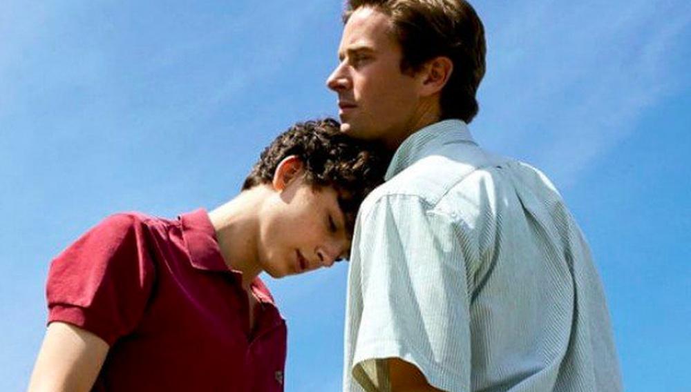 Το «Call me By Your Name» είναι η καλύτερη ταινία της χρονιάς για τους κριτικούς του Λος Αντζελες