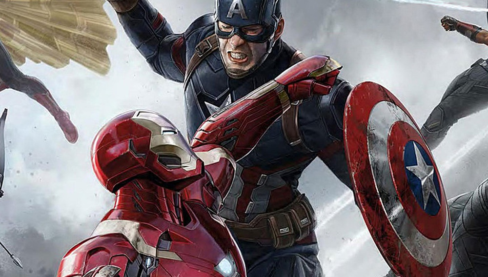 Captain America: Εμφύλιος Πόλεμος