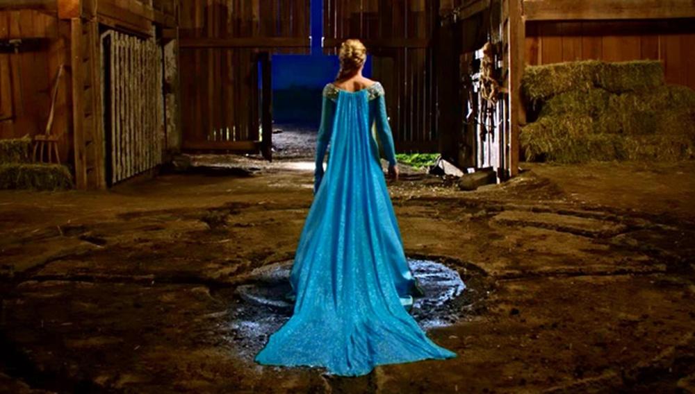 Όταν το «Once Upon a Time» συνάντησε το «Frozen»