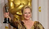 Oscars trivia: πιο πολλές φορές κι από το Θεό, οι νικητές έχουν ευχαριστήσει... την Μέριλ Στριπ!