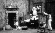 «Santa Claus»: Δείτε την πρώτη χριστουγεννιάτικη ταινία που γυρίστηκε ποτέ