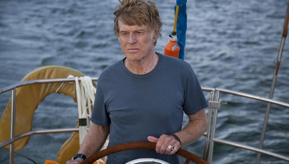 Ο Ρόμπερτ Ρέντφορντ παλεύει με τα κύματα στο πρώτο trailer του «All is Lost»