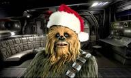 Star Wars Christmas: Ο Τσουμπάκα τραγουδάει το «Silent Night». Γιατί έτσι.
