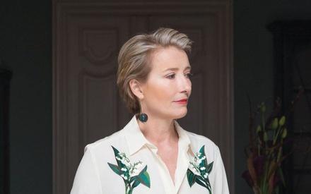 Berlinale 2016: H Eμα Τόμπσον ευχαριστεί τους κατοίκους της Λέσβου για τη στάση τους στο προσφυγικό