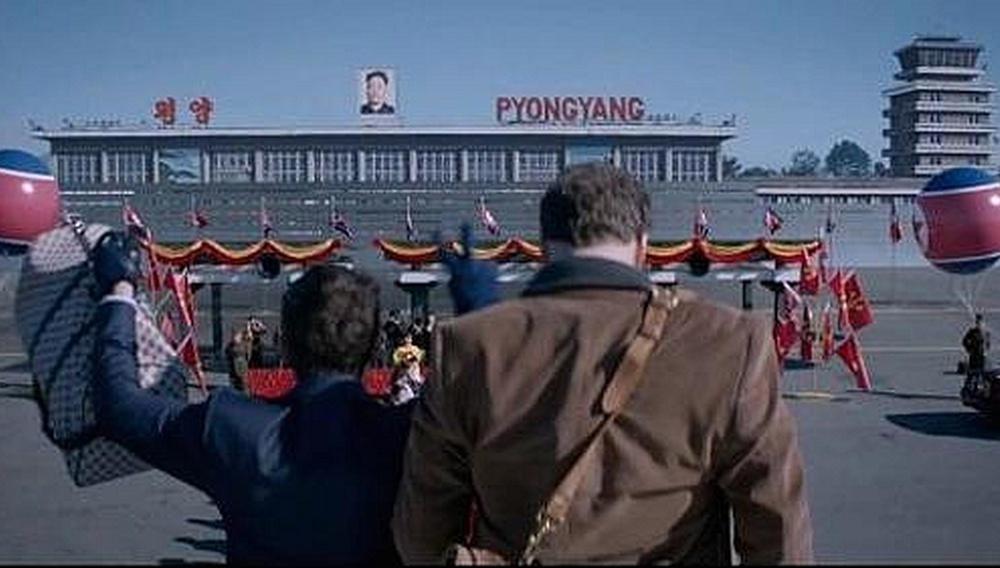 Βόρεια Κορέα εναντίον Σεθ Ρόγκεν και Τζέιμς Φράνκο