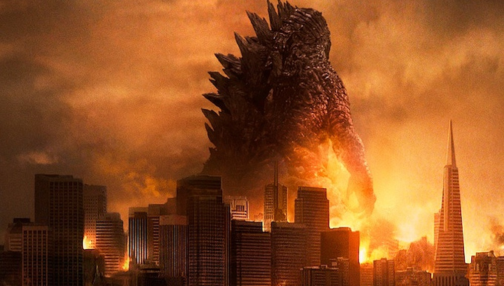 Ακόμη πιο μεγάλο, πιο θορυβώδες, πιο εντυπωσιακό τρέιλερ για το «Godzilla»