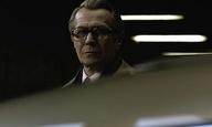 O Τζον Λε Καρέ σε ρόλο ηθοποιού στο «Tinker, Tailor, Soldier, Spy»