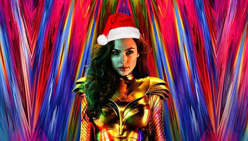 Τελικά τη «Wonder Woman» θα τη φέρει ο Αγιος Βασίλης...