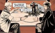 Διαβάστε τις πρώτες σελίδες από το κόμικ του «The Hateful Eight» του Κουέντιν Ταραντίνο