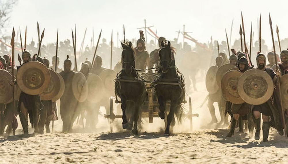 To «Troy: Fall of a City» αφηγείται μια γνώριμη ιστορία με καινούριο τρόπο