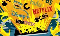 Οι συνδρομές σε πλατφόρμες streaming άγγιξαν το 1 δισεκατομμύριο παγκοσμίως