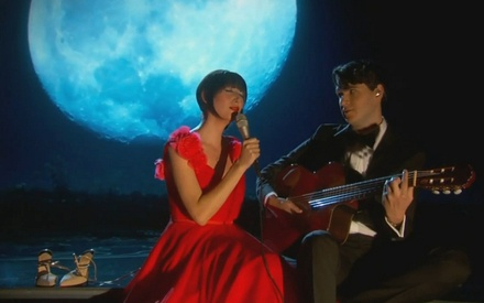«The Moon Song»: H Κάρεν Ο μας χάρισε την πιο όμορφη στιγμή των Οσκαρ