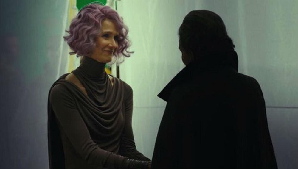 Ενας ακτιβιστής των ανδρικών δικαιωμάτων έσβησε όλες τις γυναίκες από το «Star Wars: Οι Τελευταίοι Τζεντάι»