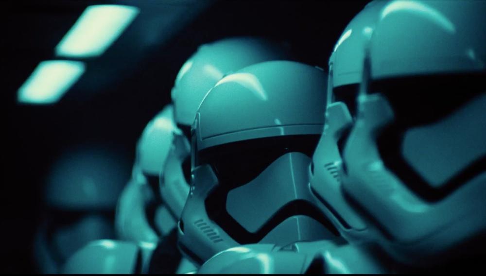 H δύναμη είναι με το τρέιλερ του «Star Wars: Η Δύναμη Ξυπνάει»