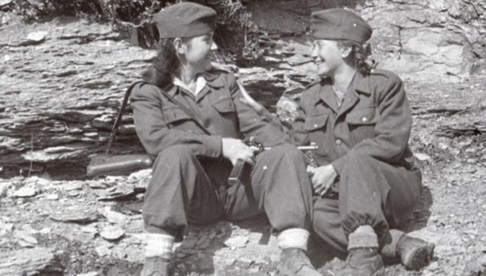 Καινούργιος Ουρανός: Οι Γυναίκες στον Δημοκρατικό Στρατό Ελλάδος