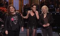 Η Κρίστεν Στιούαρτ μιλάει για τον Ντόναλντ Τράμπ και τη σεξουαλικότητά της στο «Saturday Night Live»
