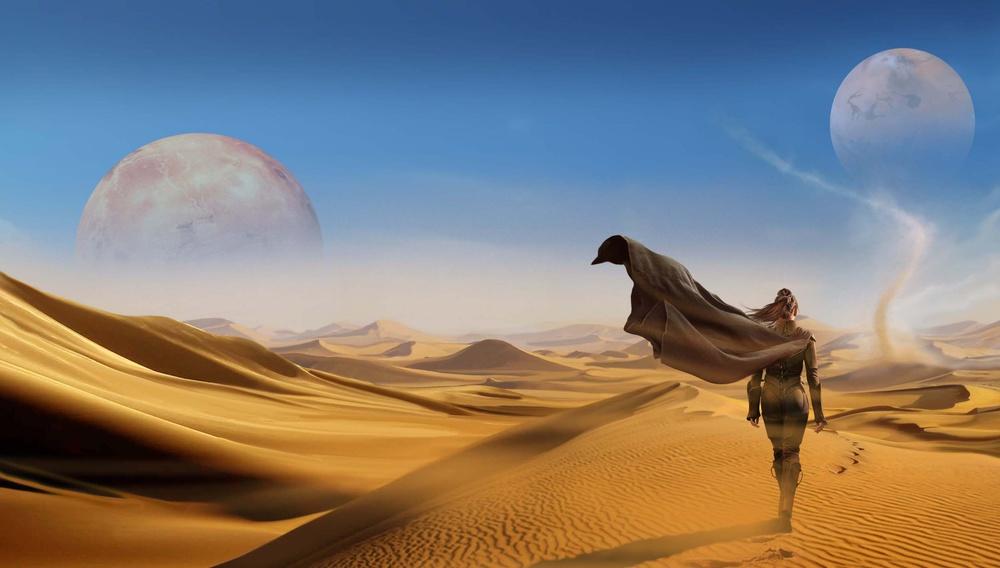 Πάμε ένα ταξίδι στον πλανήτη Dune