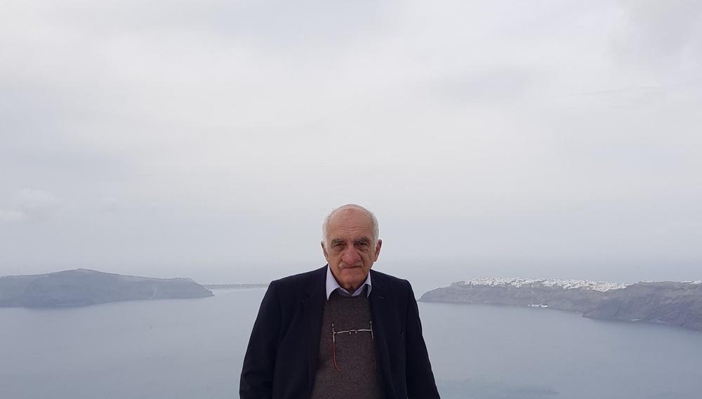 Ο Αχιλλέας Κυριακίδης έμεινε πιστός μόνο σε έναν σκηνοθέτη από την αρχή μέχρι το τέλος της διαδρομής του