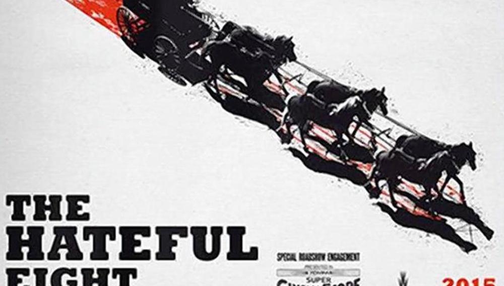 Θες να δεις το πρώτο teaser του «The Hateful Eight» του Κουέντιν Ταραντίνο; Πρέπει να πας σινεμά!