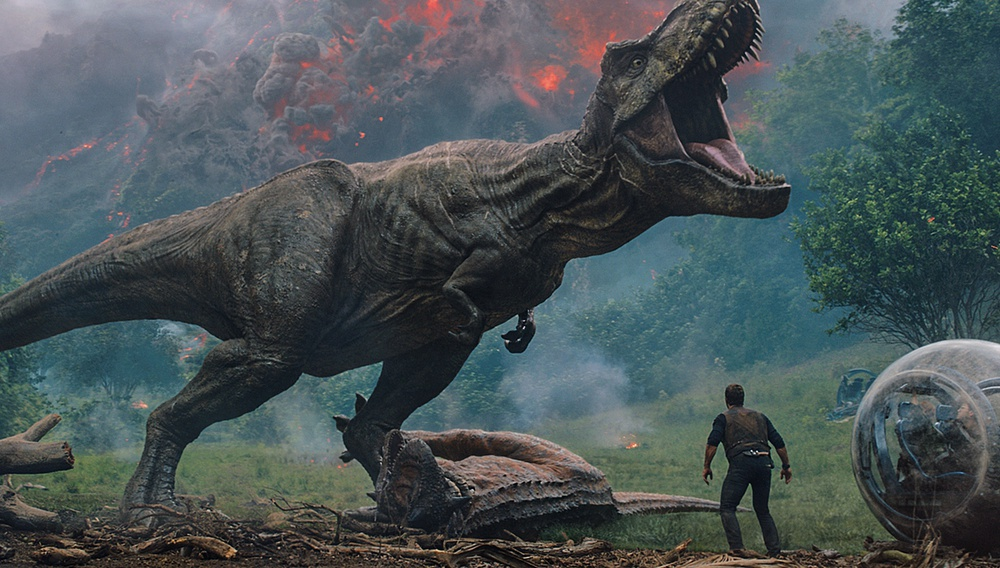 Ηφαίστειο εναντίον δεινοσαύρων! Τρέιλερ για το «Jurassic World: Fallen Kingdom»