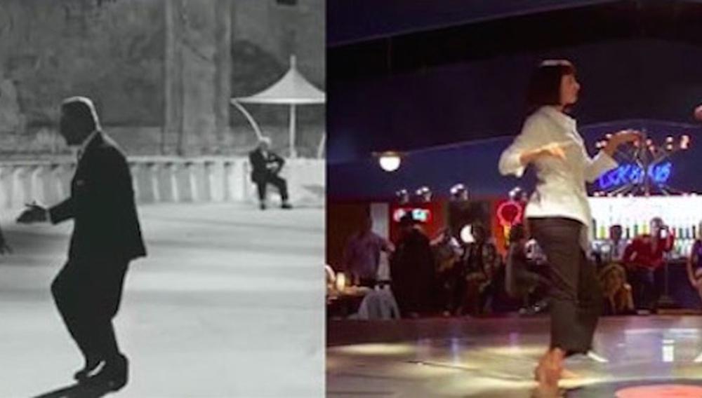 Δείτε τις κινηματογραφικές επιρροές του Ταραντίνο σ' ένα βίντεο!
