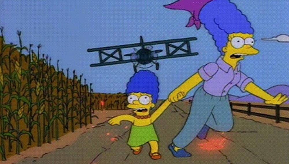 H σινεφίλ πλευρά των Simpsons