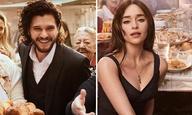 Ο Τζον Σνόου και η Ντενέρις τρώνε pasta στο νέο σποτ του Ματέο Γκαρόνε για την Dolce & Gabbana