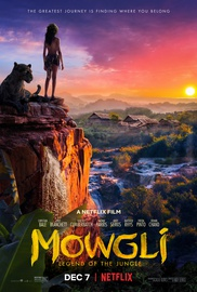 Μόγλης: Ο Θρύλος της Ζούγκλας
