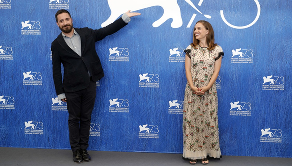 Βενετία 2016: Η Νάταλι Πόρτμαν είναι η Πρώτη Κυρία του Φεστιβάλ