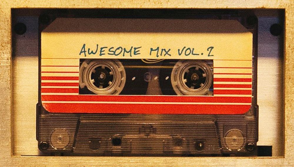 Δυνάμωσέ το! Αυτό είναι το mixtape για το «Guardians of the Galaxy Vol. 2»