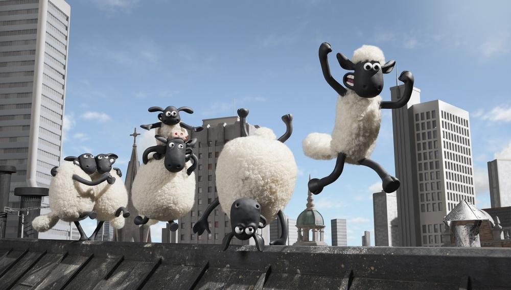 Σον Το Πρόβατο: Η Ταινία