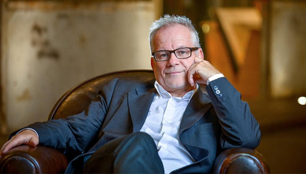 «Οι Κάννες είναι το Γούντστοκ του σινεμά...» Ο Τιερί Φρεμό μιλά για το (λες ανεπηρέαστο) Φεστιβάλ του 2021