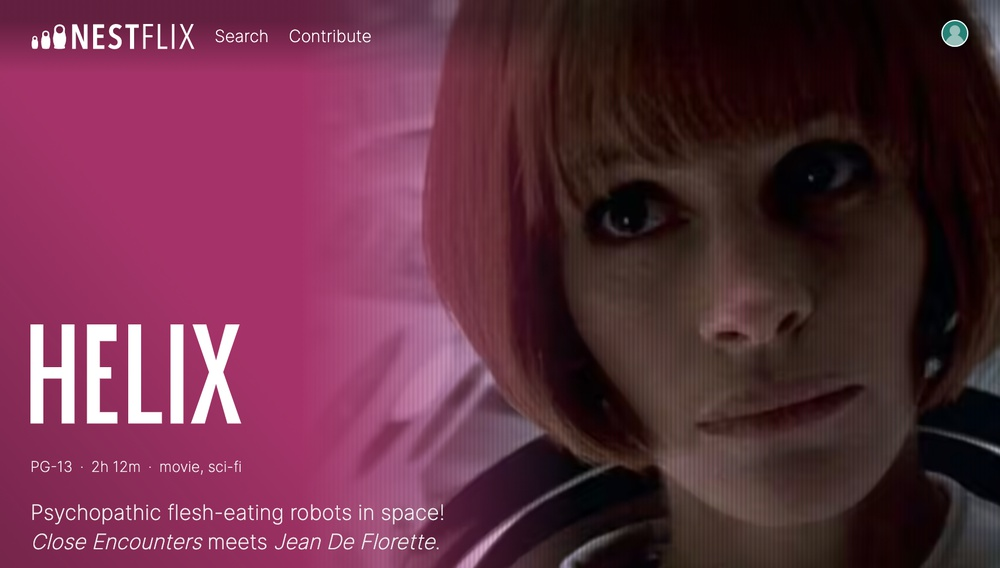 Ξεχάστε το Netflix, ανακαλύψτε το Nestflix