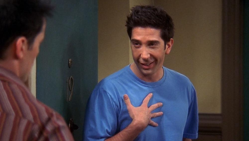 Friends reunion: Ο Ντέιβιντ Σουίμερ μάς αποκαλύπτει αν έγινε το γύρισμα (ή αν είναι... on a break!)