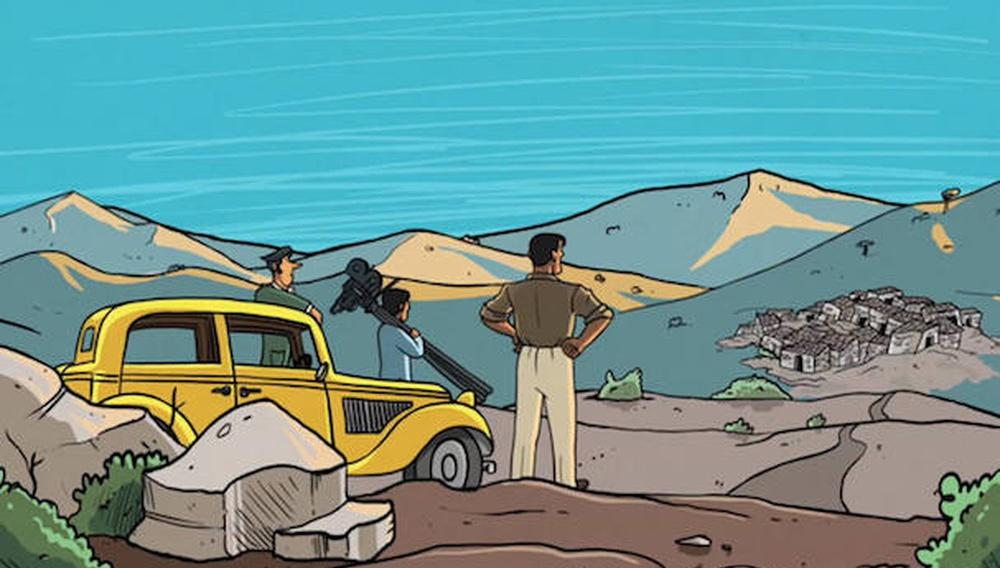 «Ο Μπουνιουέλ στον Λαβύρινθο με τις Χελώνες». Μια ταινία κινουμένων σχεδίων που ανυπομονούμε να δούμε