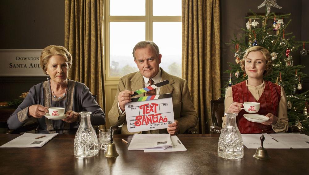 Στο «Downton Abbey» κάνουν οντισιόν για τον ιδανικό Αϊ Βασίλη