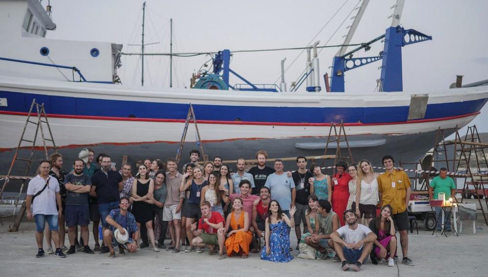 Το 7ο Διεθνές Φεστιβάλ Κινηματογράφου της Σύρου σας καλεί να γίνετε μέρος της ομάδας του