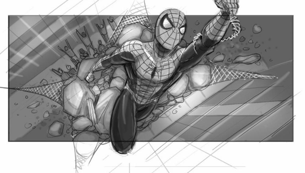 Εικόνες από το «Spider-Man 4» του Σαμ Ράιμι (που δεν θα δούμε ποτέ)