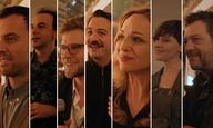 Berlinale 2014: Η ομάδα της ταινίας «Στο Σπίτι» στην κάμερα του Flix