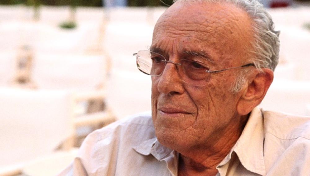 Γιώργος Πανουσόπουλος, εφ'όλης της ύλης   «Στη ζωή μου δυο πράγματα υπήρχαν. Μια γυναίκα και το σινεμά»