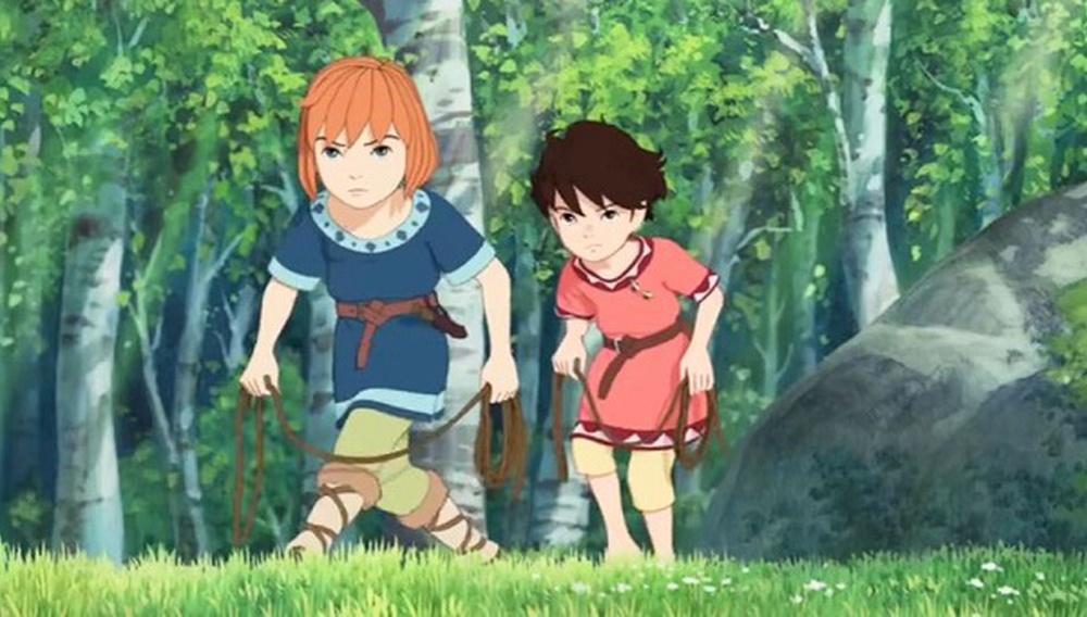 H πρώτη τηλεοπτική σειρά του Studio Ghibli, «Ronja, the Robber's Daughter», αποκτά το δικό της τρέιλερ