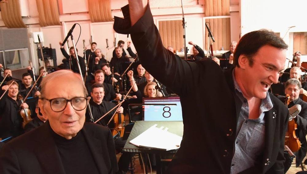 Ο Ενιο Μορικόνε αποκαλεί τον Ταραντίνο «κρετίνο» και τις ταινίες του «σκουπίδια»