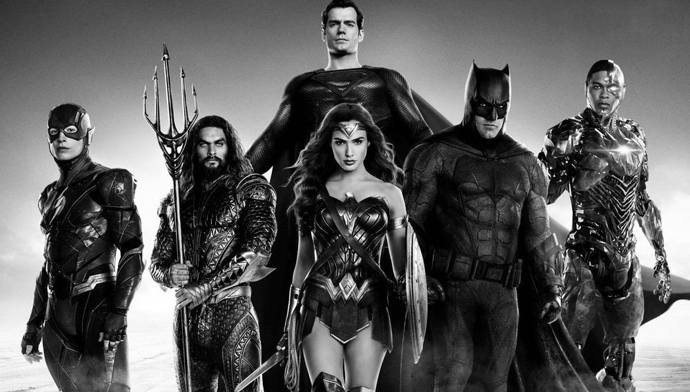 Αυτά είναι τα easter eggs του «Zack Snyder's Justice League»