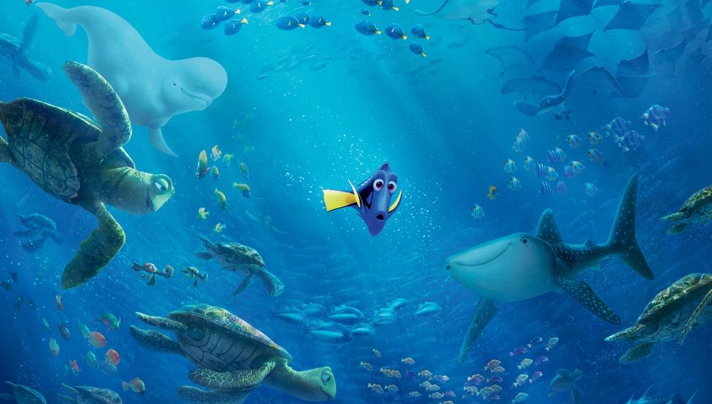 H Pixar σπάει όλα τα ρεκόρ με το «Finding Dory»