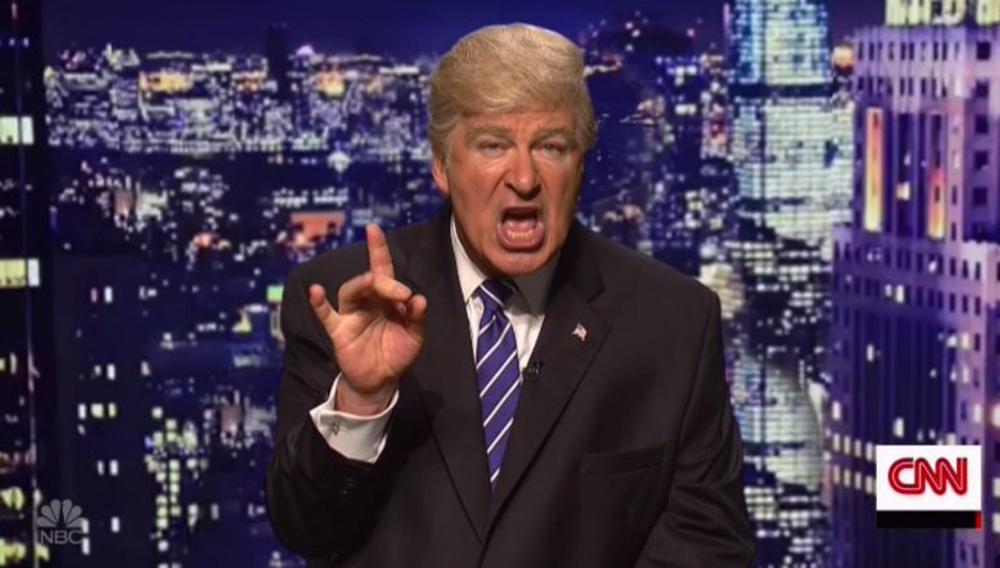 Ο Ντόναλντ Τραμπ βρίσκει «χάλια» την ενσάρκωσή του από τον Αλεκ Μπόλντγουιν στο «Saturday Night Live»